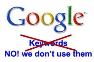 the keywords meta tag